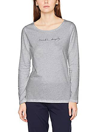 Del Body Beach O'polo Fabricante talla mel small X De Pijama amp; camiseta Gris Mujer grau 202 Marc 34 S65HnqwH