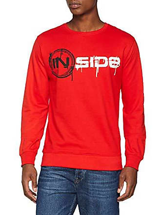 Sweat shirt 51 small Rouge red Homme Cpgn12 X Inside UBwAq