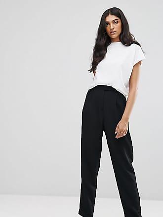 Carotte Tall Fuselé Noir Pantalon Asos 8HqPn6q
