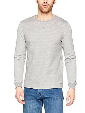 Stripes Medium Grey Para Tailor Pearl Tom Manga smoked Larga Longsleeve With Camisa Gris 2103 Hombre wxf0Ft06q