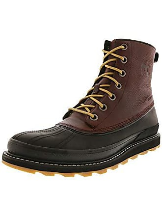Madson Shell 45 Brown Eur 1964 Wasserdichter Sorel Rustic Non black Boot 4CIwqWRd
