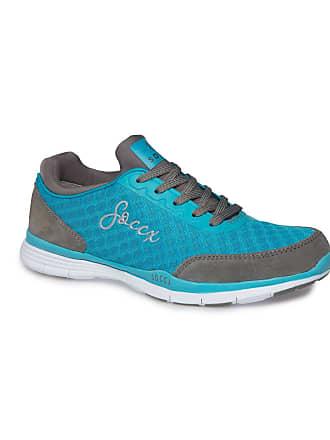 Stickerei Blau Mit Soccx Sneaker Blue wUX0BBq
