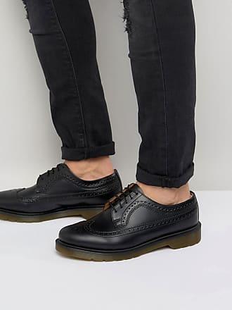 Martens Richelieu 3989 Chaussures Noir Dr 4aqPcYq