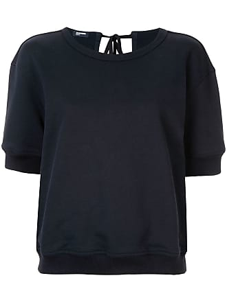 Met Korte Sweater Jil Blauw Sander Mouwen E8FTT6wZq