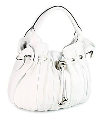 30x21x24 Farbauswahl weiß b H Handtasche X Nappaleder Shopper Belli T Damentasche Ital Bag Globe gnxHzx8