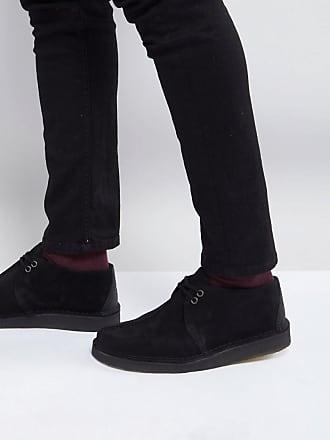 en Clarks daim Trek noir Chaussures chukka 74AdwYqq Noir 0OPkXwnN8
