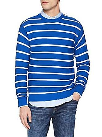 Sweater Jersey L nere Benetton Fabricante righe Bianche X Hombre small Para s Única talla 903 Del TqftdA