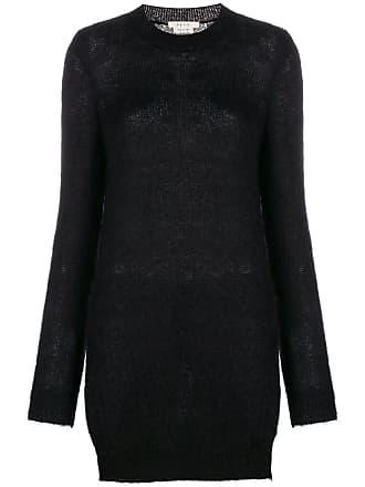 Alyx like Dress Jumper Noir Knitted 447wqr5