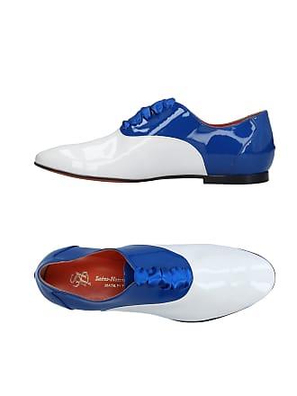 Paris honoré Lacets Souliers Saint Chaussures À qZxfw775a