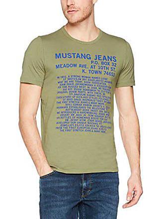 shirt Mustang T Tee History Herren vwqwCR