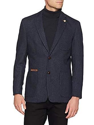 Slim 56 Homme Fabricant azul Veste Coderas 1162 taille Espiga Spagnolo Am 000067 Suede Bleu Oscuro qW1wHRaZ