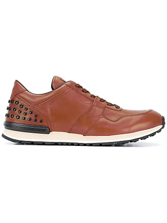 Studded Sneakers Tod's Detail Bruin Studded Sneakers Tod's Bruin Detail Studded Detail Tod's Sneakers zfxgCwqqp