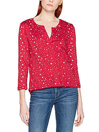 4543 Blouse scooter Femme Tailor Red Shirt Rouge Tom 44 CTApqn0