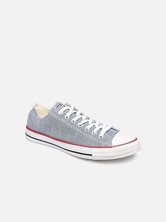 Für Taylor Chuck Star Ox Grau Stripes Converse Sneaker Herren All SR4x6wwq