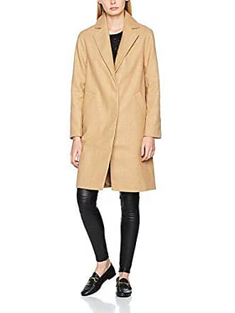 oatmeal New Femme Look Crombie 14 Manteau Beige Lead 42 In wSq0w