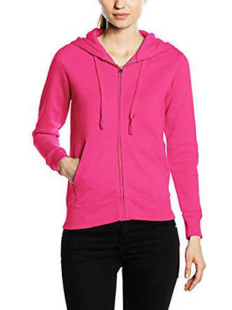 Of Fruit Shirt The Loom Femme Fuchsia Ss091m Rose Sweat Capuche À 1wwTq7p