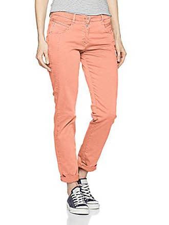 Brax Para mandarine Naranja Merrit Street Pantalones W36 Mujer l32 44 fqt4fUrxBw