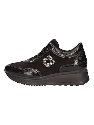 Luxor Top Sneakers 1304a Line Femme Ruco Noir 8SwqgtPp
