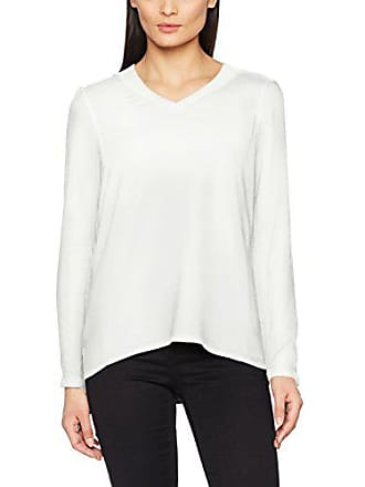 Q 0200 oliver Para 41712118269 s ecru Mujer By S 40 Designed Negro Blusa BwB6qr