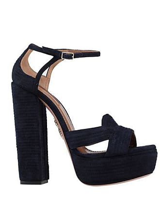 Con Sandalias Con Calzado Sandalias Calzado Con Aquazzura Aquazzura Aquazzura Sandalias Cierre Calzado Cierre YCYqw4