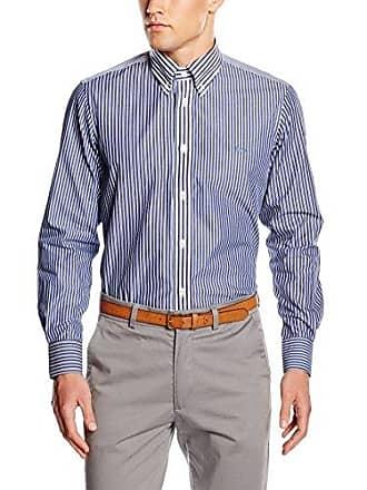 Tessuti Blaine amp; shirt Camicia 6 Homme bianco T maternité Harmont Blu Medium cF61qIWfc
