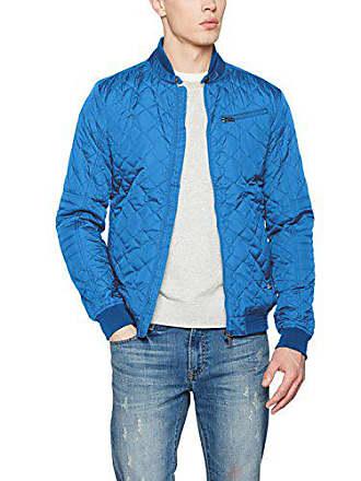 Jacket Industries Blouson Fabricant Homme taille Petrol Medium daytona Bleu 5axpdqw