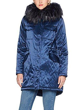 Jo 93921 Liu Femme Parka Odino 36 Bleu blu Navy dqxUp