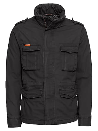 Wit Zwart Rookie Superdry Classic Tussenjas Rood Military CYwOx0Pqx