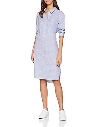 Shirting Dress Plains Damen Kleid Hannah Summer Great kw8nOPZ0NX
