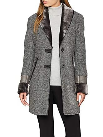 Amber middle 9710 Para 6918 Gris Melange Mujer June 42 Chaqueta Grey amp; 9312 rxXw8FPr