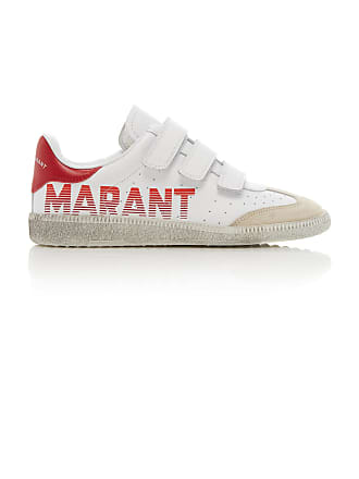 Sneakers printed Beth Leather Isabel Logo Marant Rwx1qxpCB