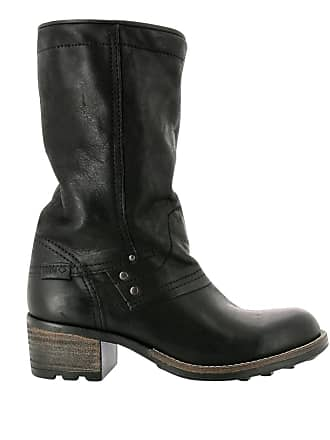 By Palladium Motard Noir Pldm Bottines Style Talon En Bois nqqrWZS8w4