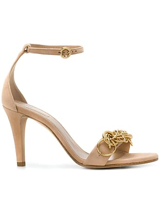 Sandals Embellished Carne Color Chain Chloé zOqw8WZ