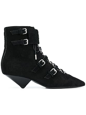 Noir 45 Blaze Bottines Saint Laurent ICnvq1wO6