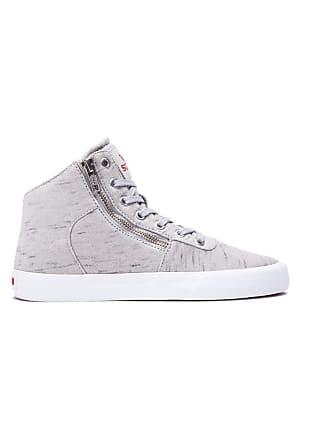 Womens White Supra Grey Chaussures Cuttler 5nxwqSH