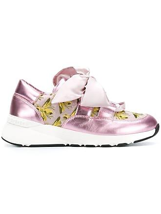 Laced Sneakers Ribbon Sneakers Roze Ribbon Casadei Roze Laced Laced Ribbon Casadei Sneakers Roze Casadei Casadei wCOx5qFR