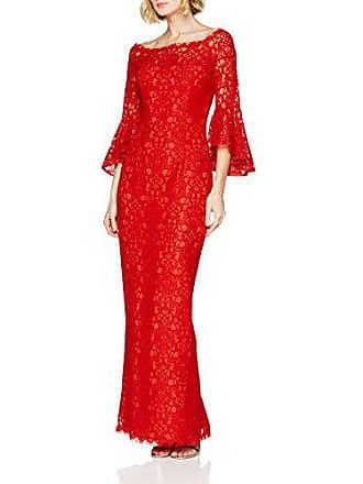 Etxart Evita amp; 38 red Panno Robe Fabricant taille Rouge Femme wwAOxq4