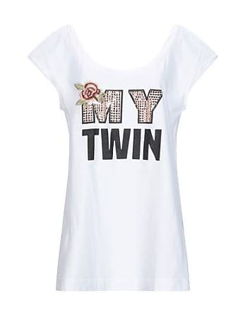 Camisetas Twin My Twinset Top Y W0FSFz
