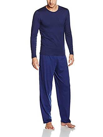 Shirt Modern Sleep Pijama Color A night Skiny 0378 Lg Talla Para Hr Small Modal Hombre Azul De Conjunto IxqEwdS
