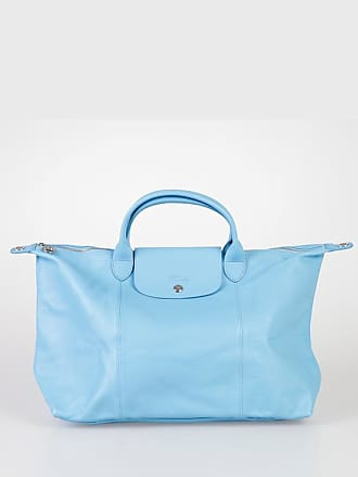 Unica Unica Longchamp Handbag Größe Longchamp Größe Leather Longchamp Leather Handbag fwqHdzf