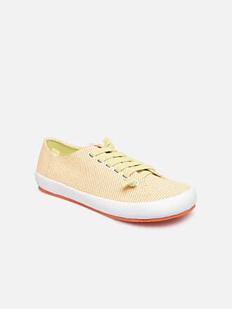 Gelb Damen Sneaker Für Vulcanizado Camper 21897 W Rambla Peu TnqR8