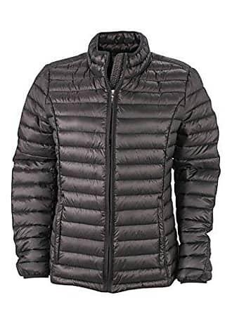 Damen Ladies Quilted SchwarzblackXx Jacke Jacket Jamesamp; Nicholson large yN0w8vnOmP