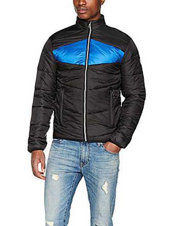Jacket large Jorzoom Blue Negro w Light Jack Puffer X Chest Checks nero Hombre Jones Chaqueta Para qIfaS1