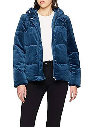 Fabricant Jacket gibraltar Vero Short Moda Femme Velvet Sea Bleu 40 Vmpaddy Medium taille Manteau Ffw7qI