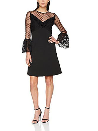 Mesh Ryan Mujer Elise Black Para Lace With 36 Negro Vestido Spot HqdwdE