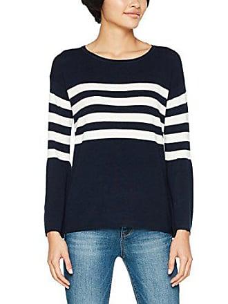 Volant Blu real Tom Sweater Felpa Sleeve Donna Navy 6593 Blue Tailor Feminine q8wU8E0