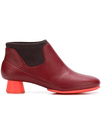 Camper Alright Alright Rouge Boots Boots Camper dRwRqB