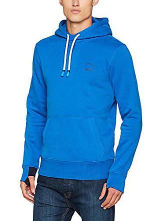Capucha Para Hombre Her Blue Bench Hoodie X dark Azul large Bl103 UqfSnpw