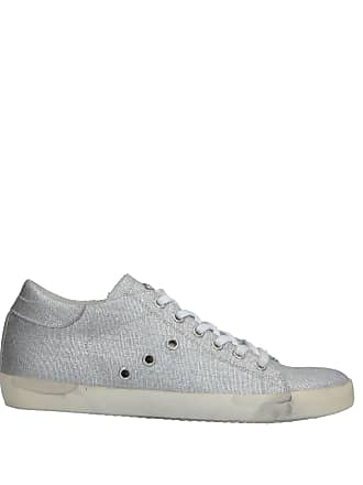 Crown amp; Chaussures Basses Tennis Sneakers Leather tdqOBt