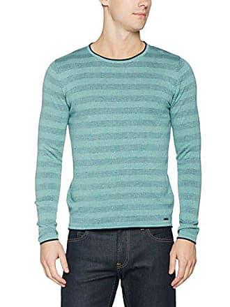 Esprit Hombre Turquoise Small Suéter light Azul By Para Edc 027cc2i008 X7H5xTnq4